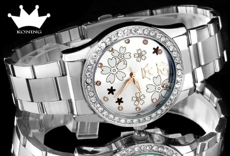 Luxusní dámské hodinky KONING,