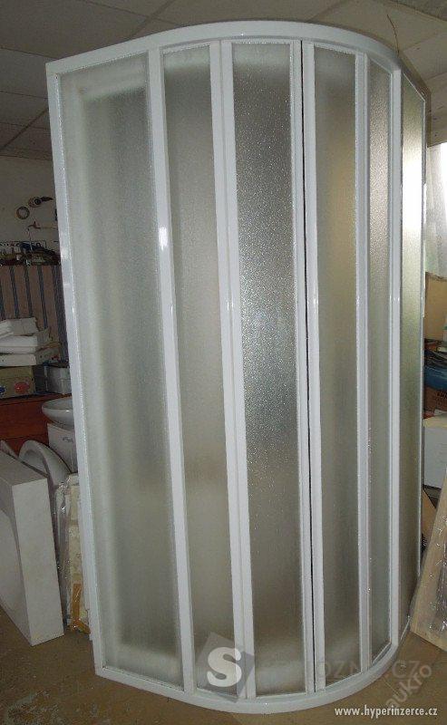 Sprchový kout RAVAK 90x90 (+ vanička)