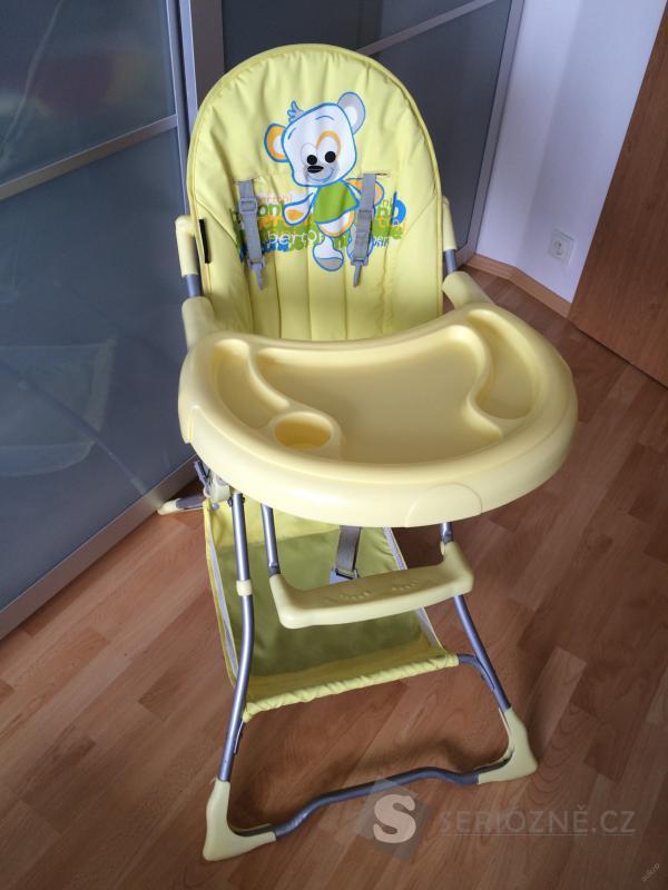Jídelní židlička