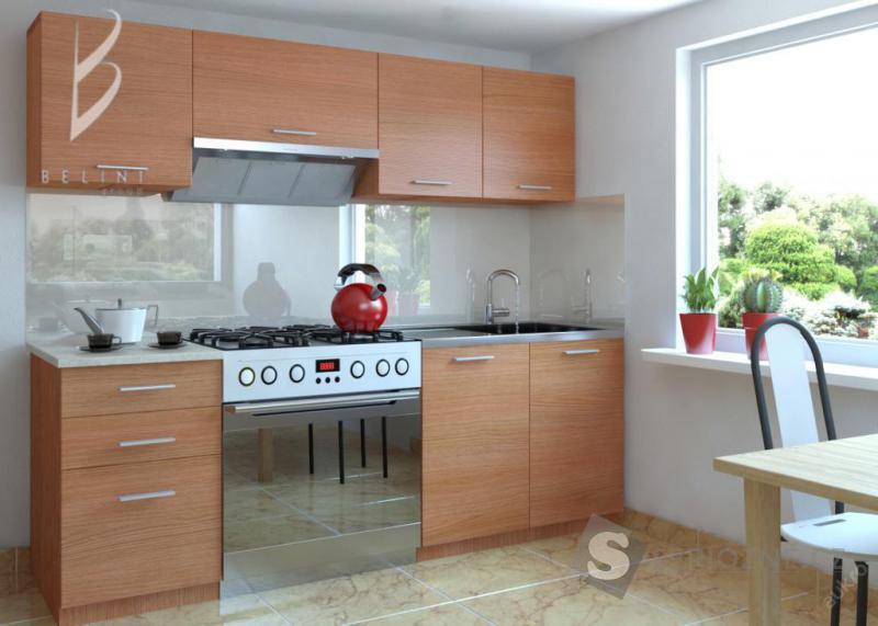 Kuchyňská linka olše - 180cm