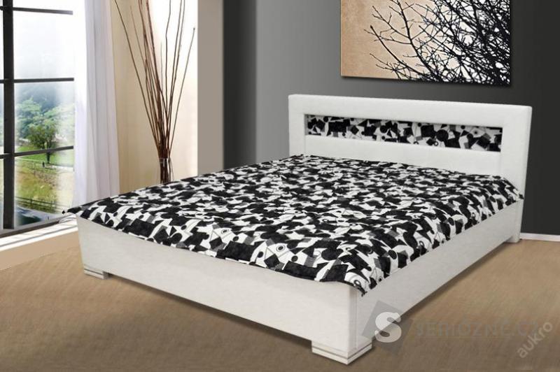 Luxusní postel Mia 200x180 cm