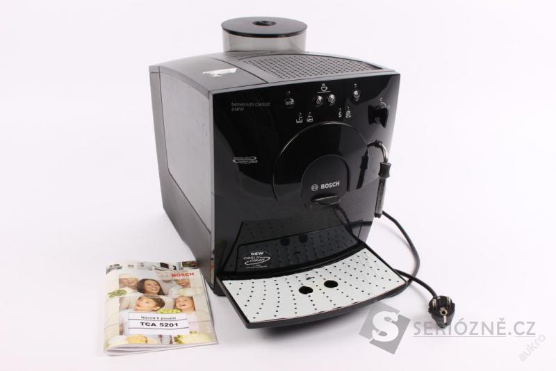 Kávovar Espresso Bosch TCA5201