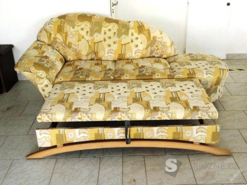 Rozkládací sedačka - gauč
