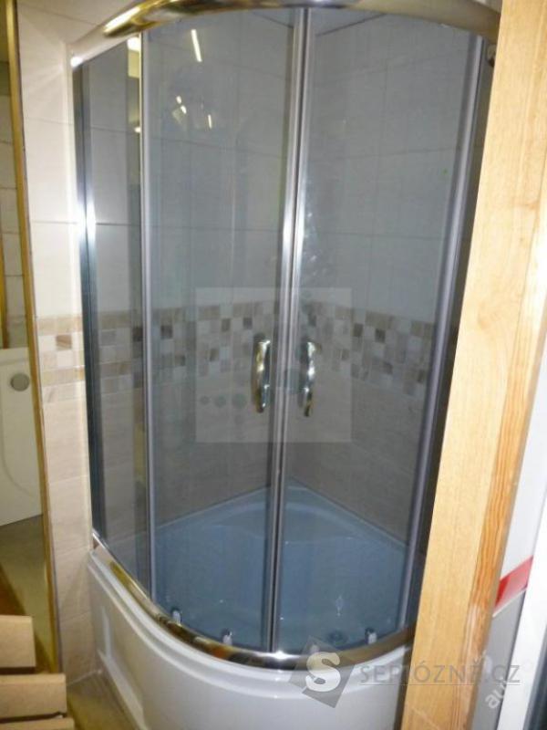 Sprchový kout DaleHV 80x80 s vaničkou
