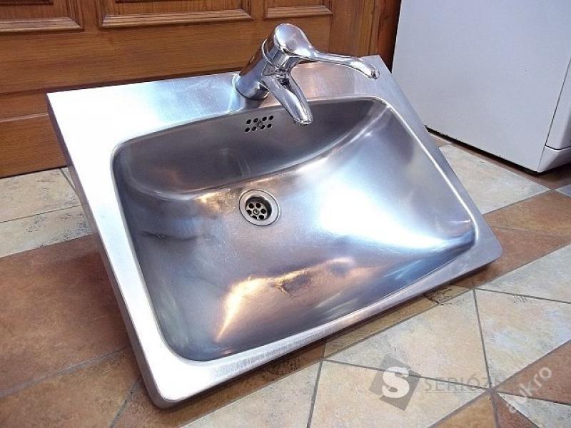 GASTRO nerezové umyvadlo