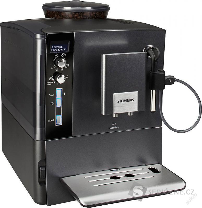 Siemens EQ.5 Plně automatický kávovar