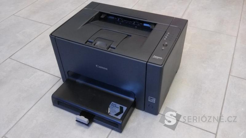 Barevná laserová tiskárna Canon i-sensys LBP7018C