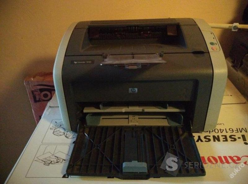 Tiskárna HP LaserJet 1010