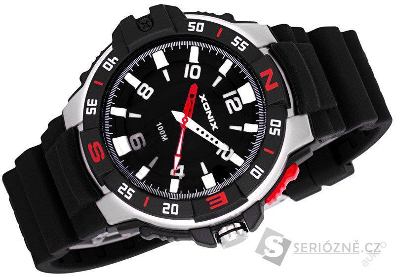 Designové pánské hodinky XONIX, analogové