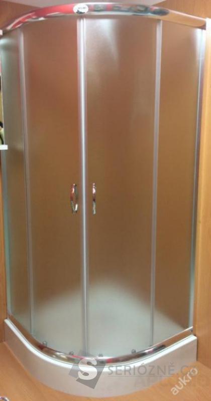 Sprchový kout ESSO s vaničkou 90x90