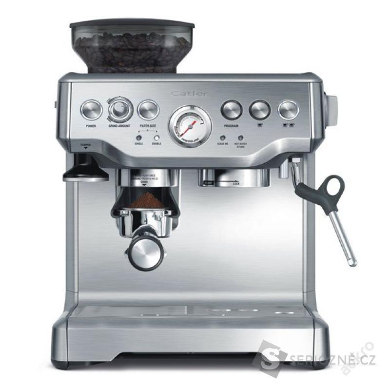 Kávovar Espresso Catler ES 8013 (minim.používaný)