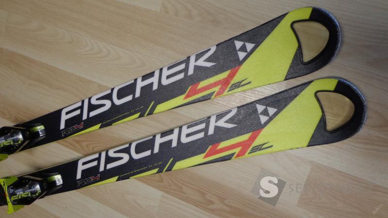 Lyže FISCHER RC4 SL W.C. 165 cm