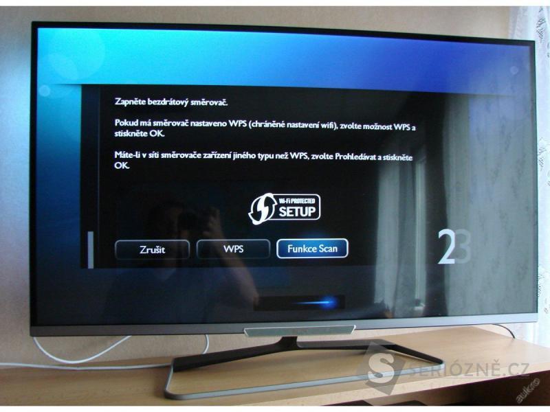 """Televize 42"""" Philips 42PFL6678K"""