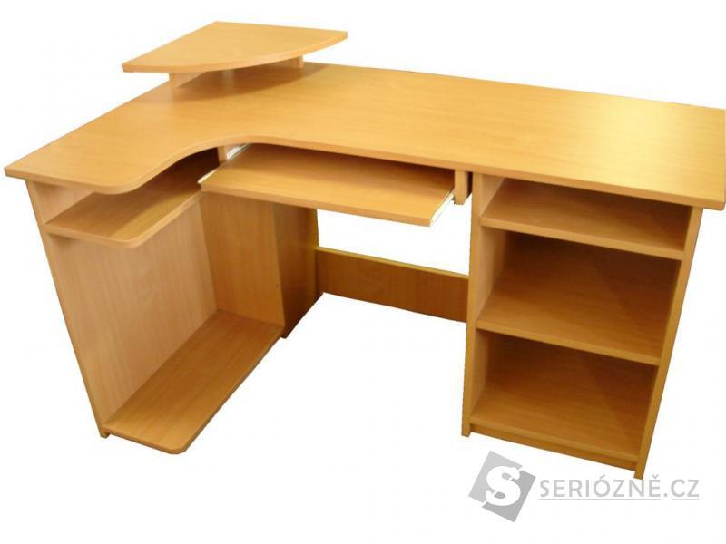 Psací stůl - H