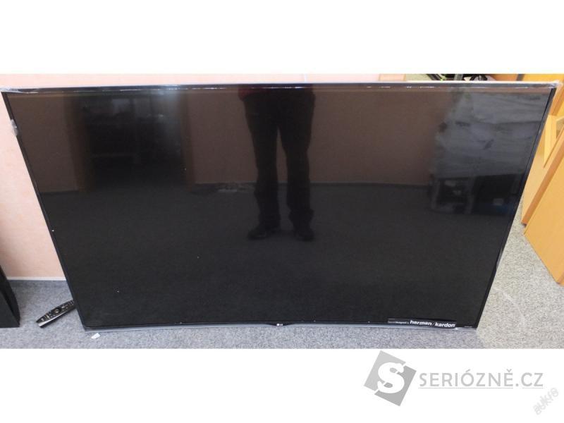 """Televize 65"""" LG 65UG870V (s vadou)"""