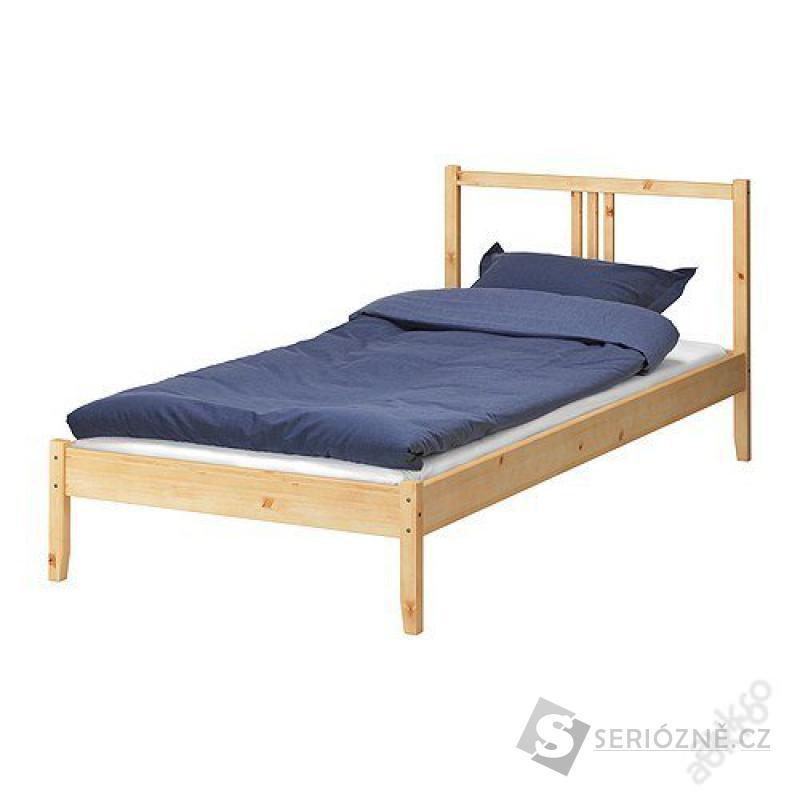FJELLSE rám postele + matrace a rošt