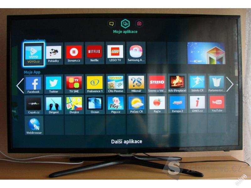 """Televize 40"""" Samsung"""