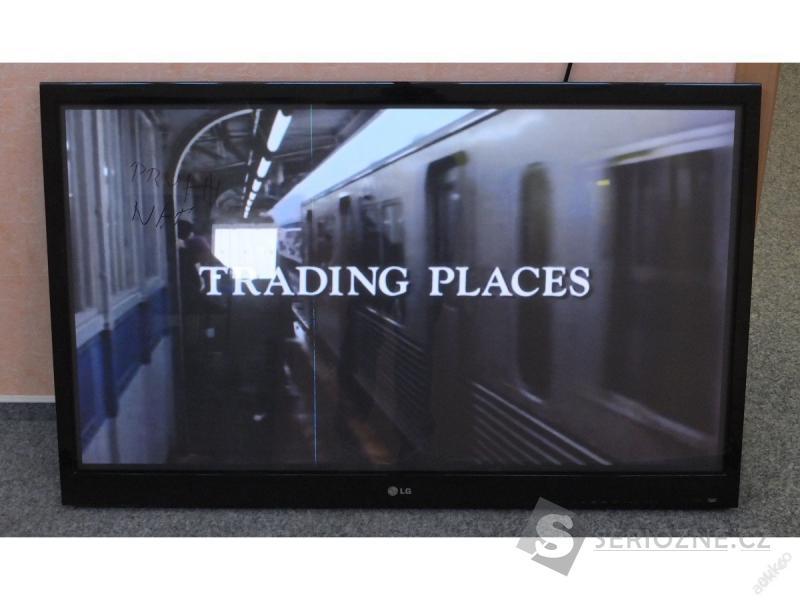 "Televize 50"" LG 50PK550 (s vadou)"