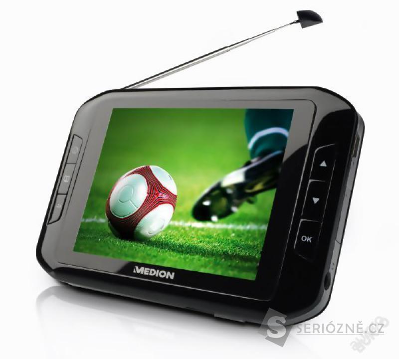 """Přenosná LCD televize 3,5"""""""