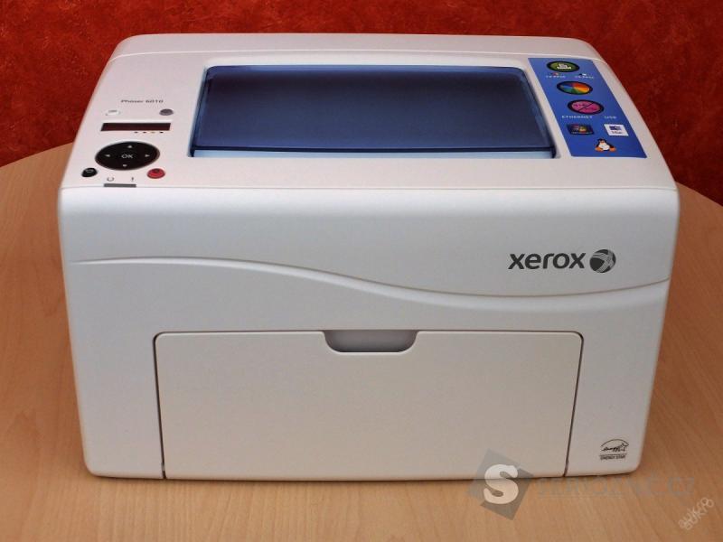 Laserová tiskárna - barevná