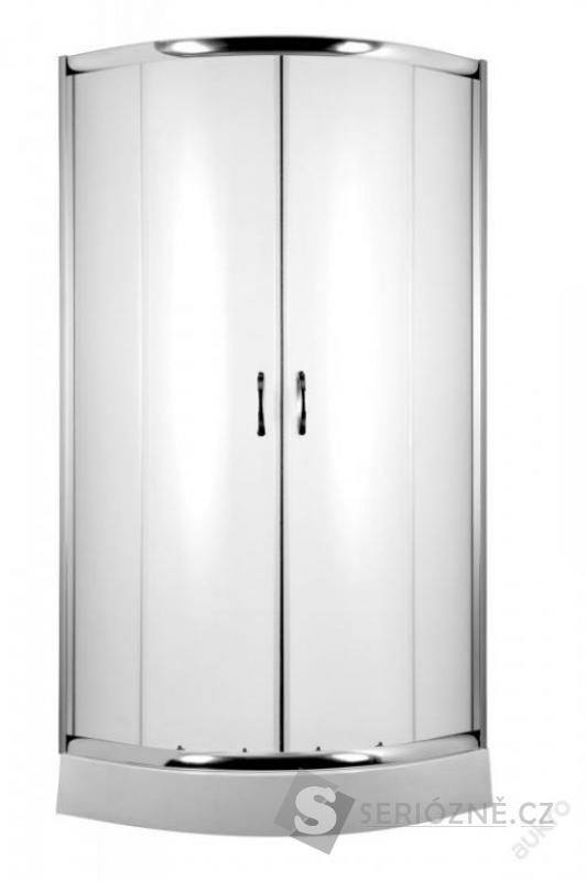 Sprchový kout ESSO s vaničkou 90x90cm