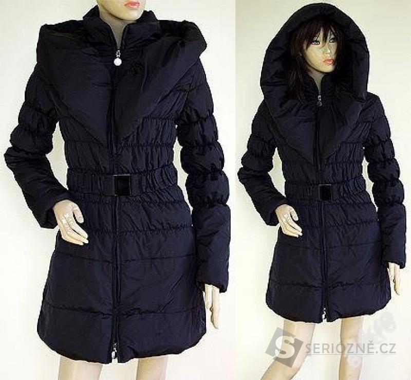 Trendy kabát s KAPUCÍ - M