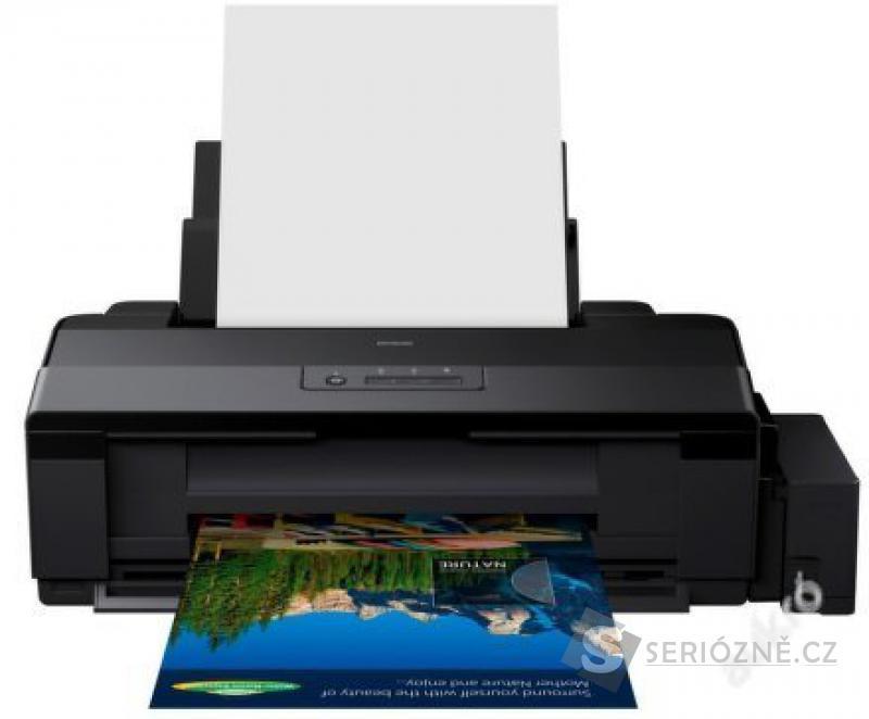 Tiskárna Epson L1800 - A3+ fototiskárna