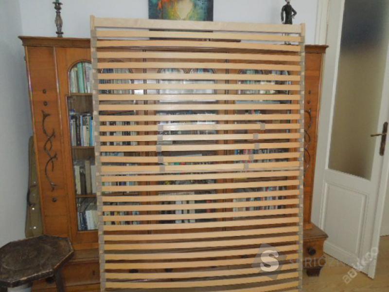 Dřevěný rošt do postele 140 x 200