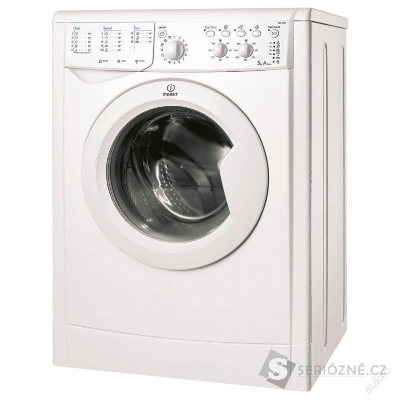 Pračka Indesit, jako nová, v záruce, super cena!