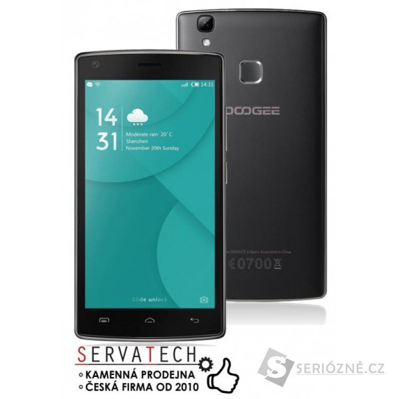 Mobilní telefon - DOOGEE X5 MAX (černý)