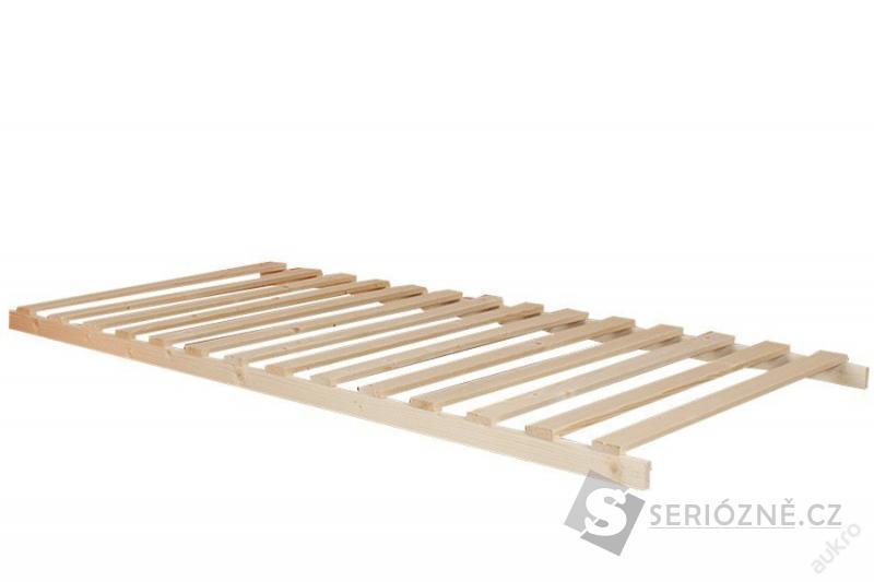 Laťkový rošt v rámu do postele 90x200