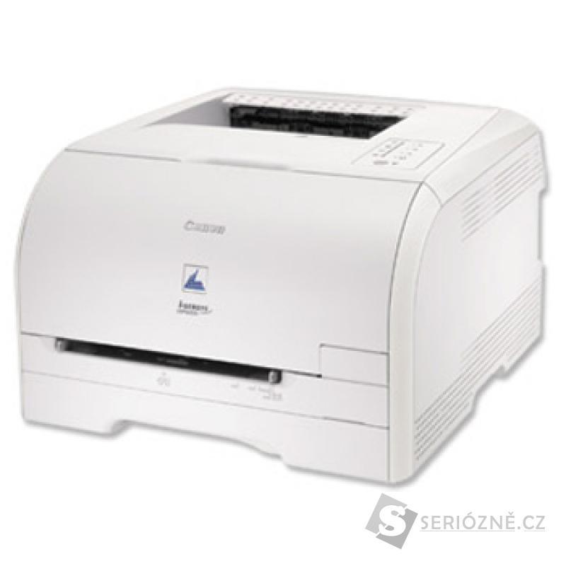 Laserová tiskárna Canon