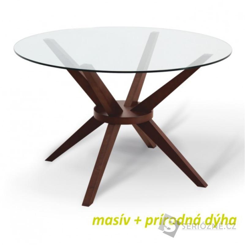 Jídelní stůl - ořech