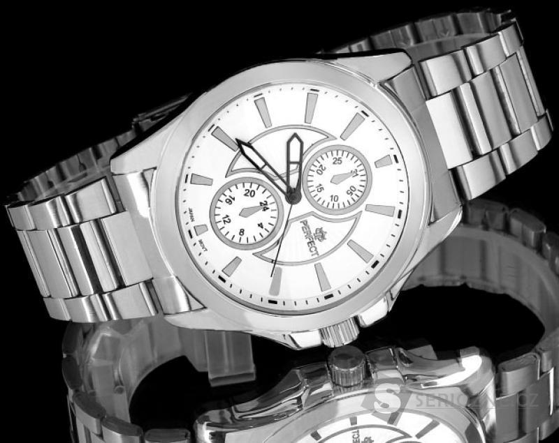 Klasické pánské hodinky PERFECT
