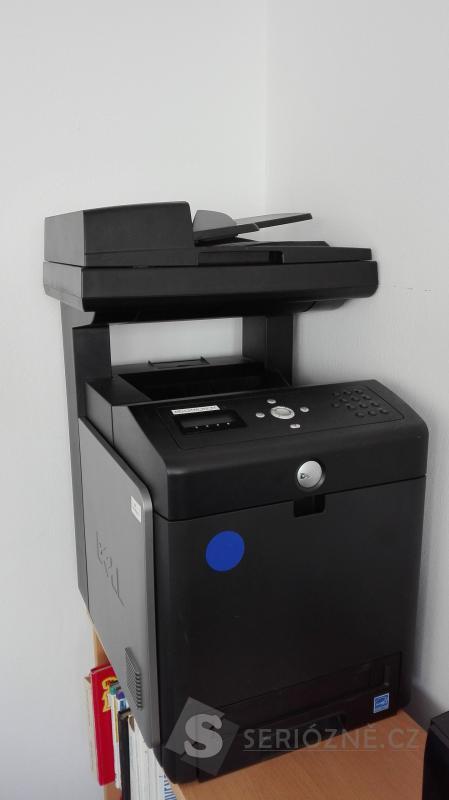 Multifunkční tiskárna Dell