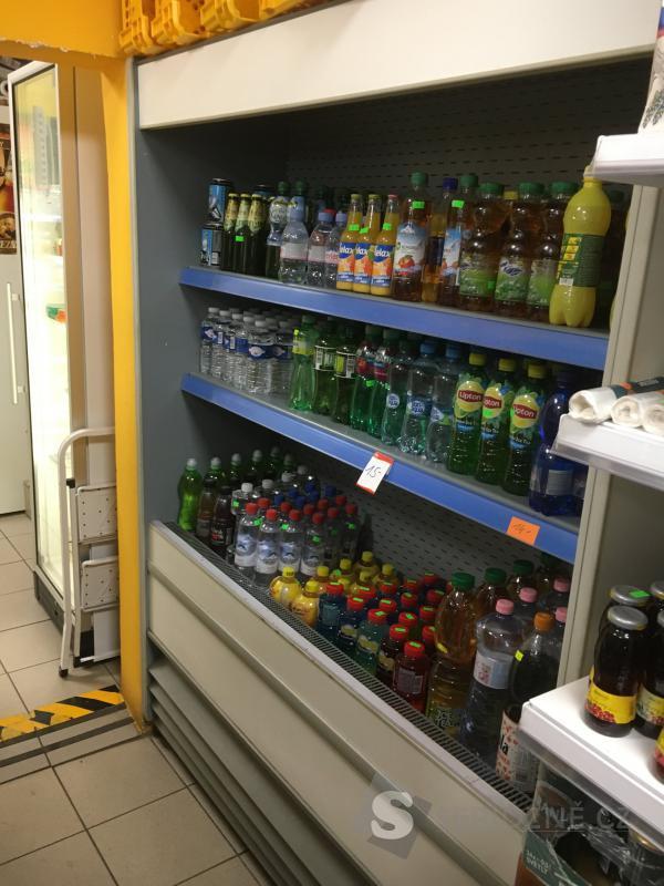 Přístěnná lednice