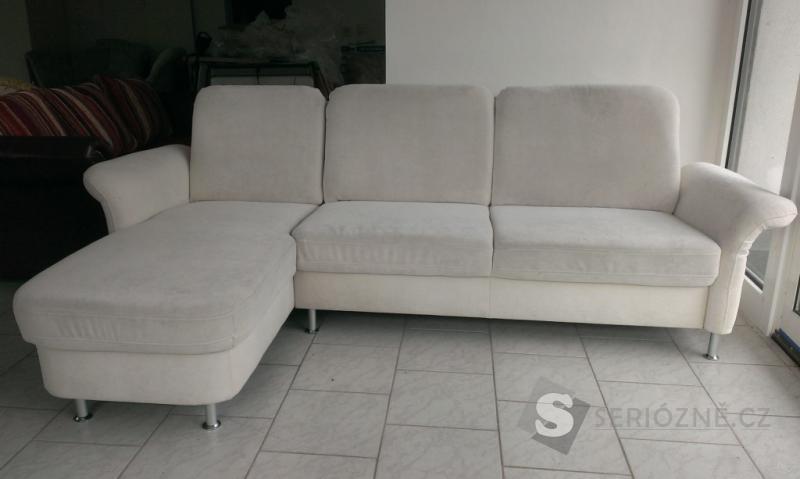 Rohový gauč