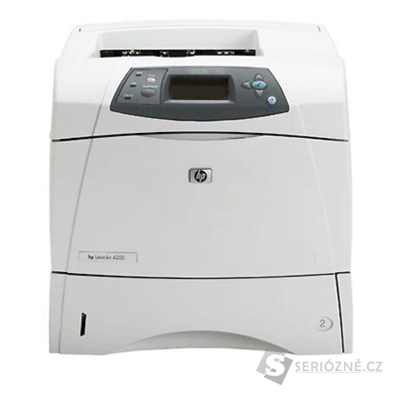 Laserová tiskárna HP LaserJet