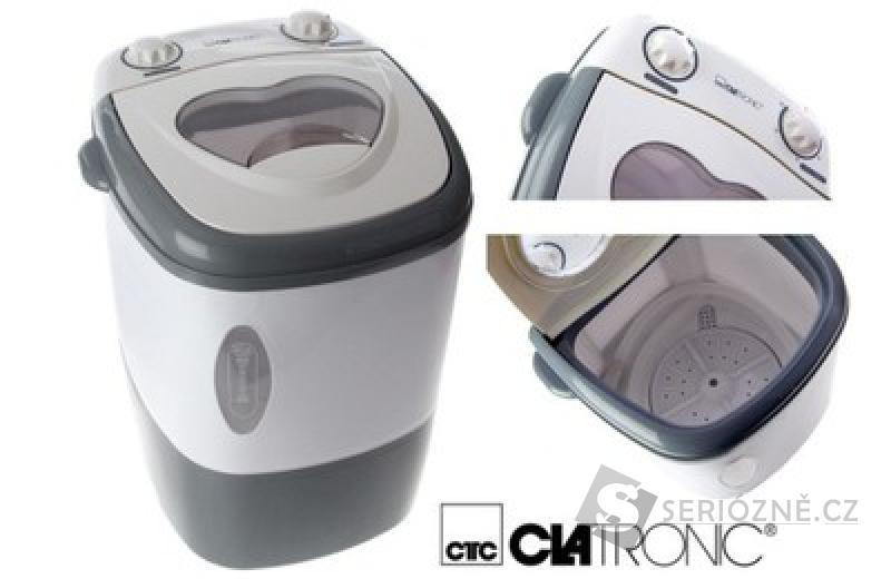 Mini pračka Clatronic MWA 3540 13l
