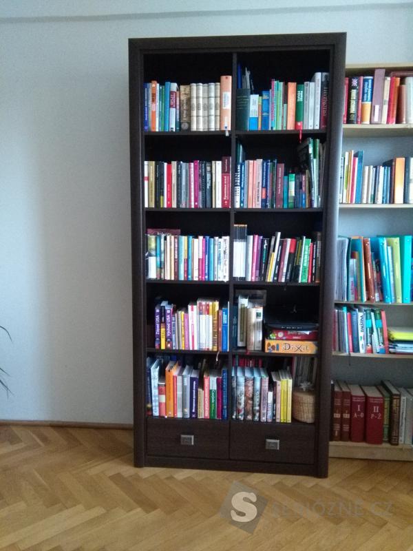 Regál - knihovna