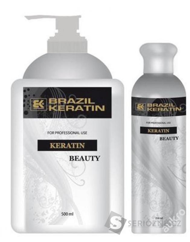 BRAZILSKÝ KERATIN BEAUTY *100ml + šampon
