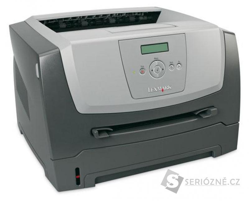 Repasovaná laserová tiskárna Lexmark E352DN