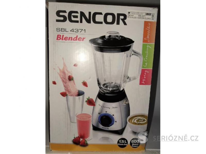 Mixér Sencor SBL4371