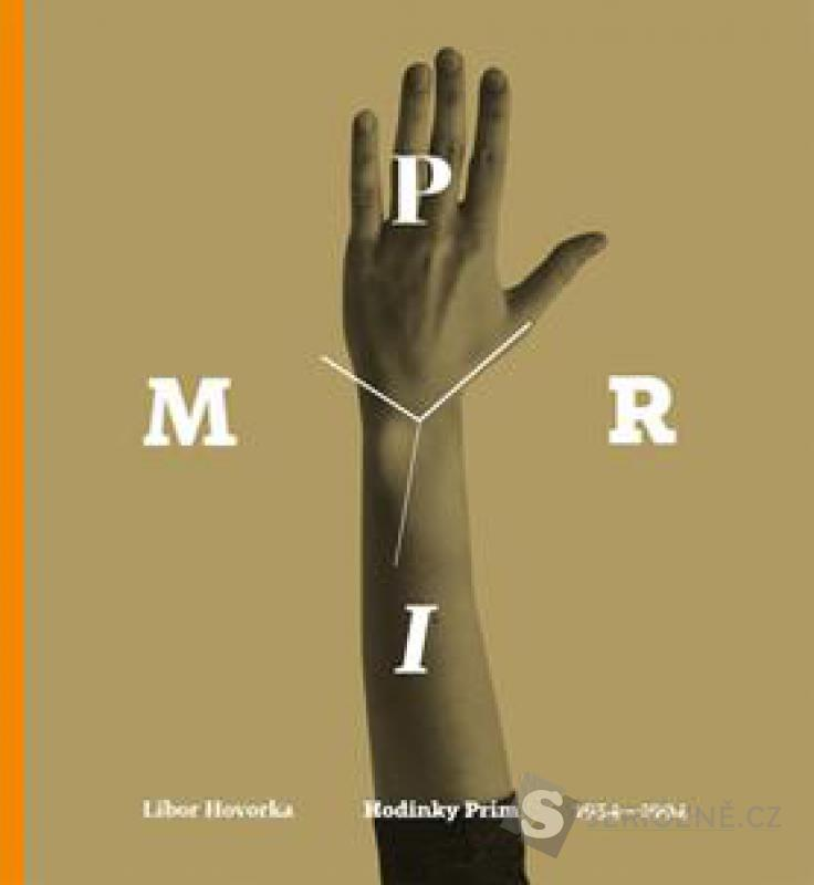 Kniha Hodinky Prim 1954-1994