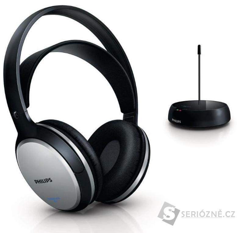 Bezdrátová Hi-Fi sluchátka PHILIPS SHC5100