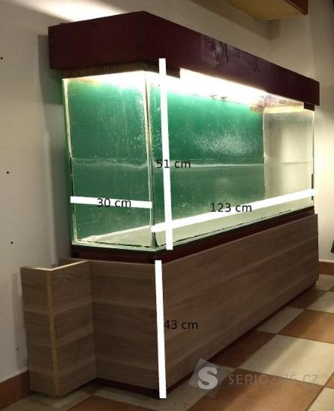 Akvárium s externím filtrem EHEIM 2217