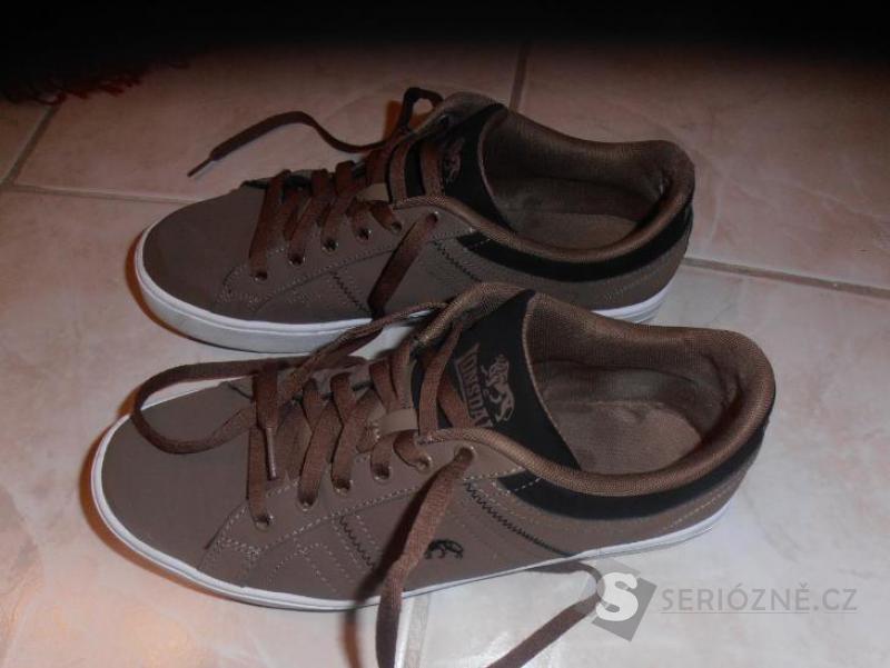 Pánské boty/ tenisky Lonsdale