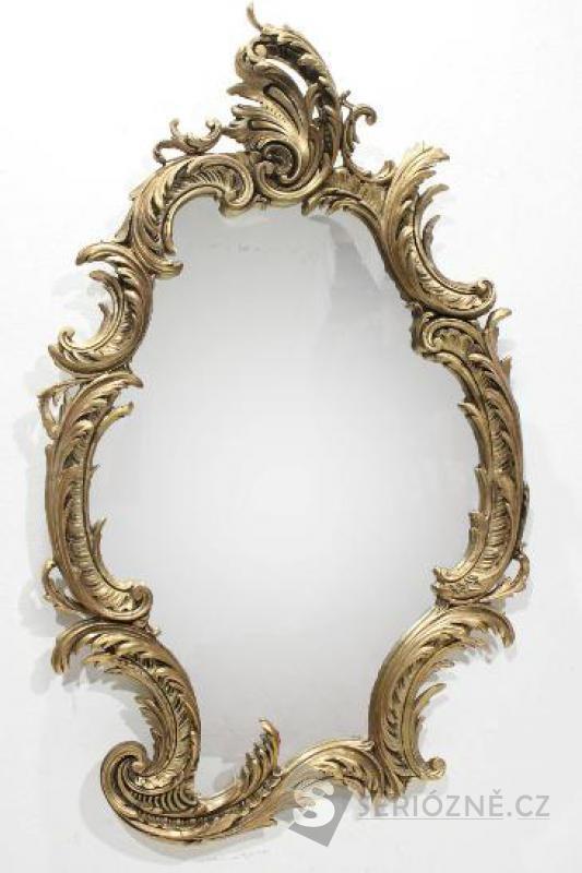 Zrcadlo - po renovaci