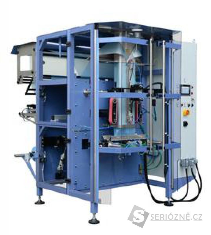 Balící stroj pro balení do pytlů