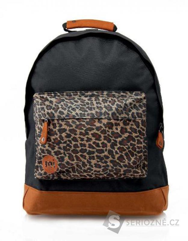 Batoh MI-PAC - Custom Print Leopard Blk/Leo